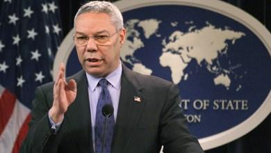 Photo of دمر العراق بكذبته الشهيرة: كورونا تقضي على وزير الخارجية الأمريكي السابق كولن باول
