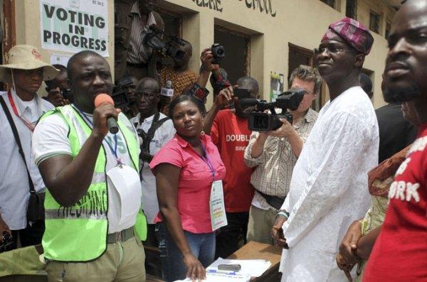 Nigeria ruling party loses political ground | News | Al ...