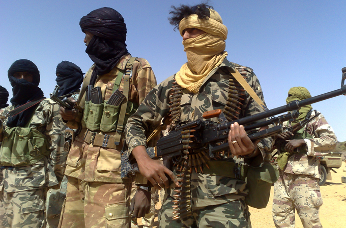 Azawad Rebels