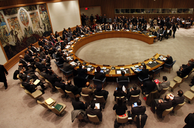 Security Council Members
