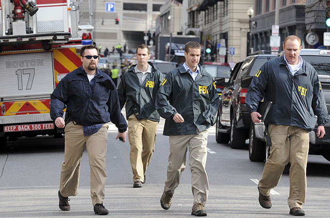 FBI probing Boston blasts as 'act of terror'