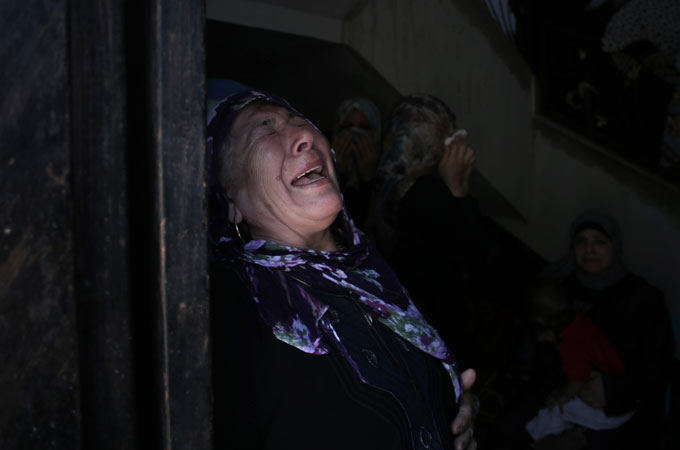 Gaza under siege: naming the dead