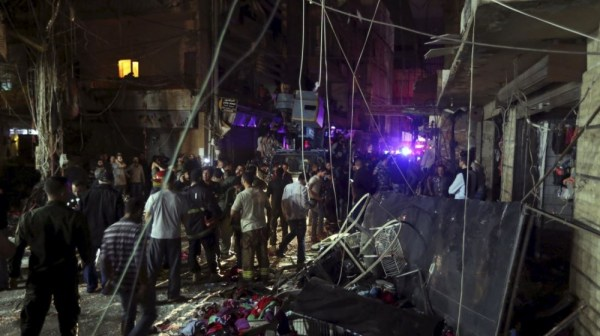 Deadly suicide attack rocks southern Beirut | Lebanon News ...