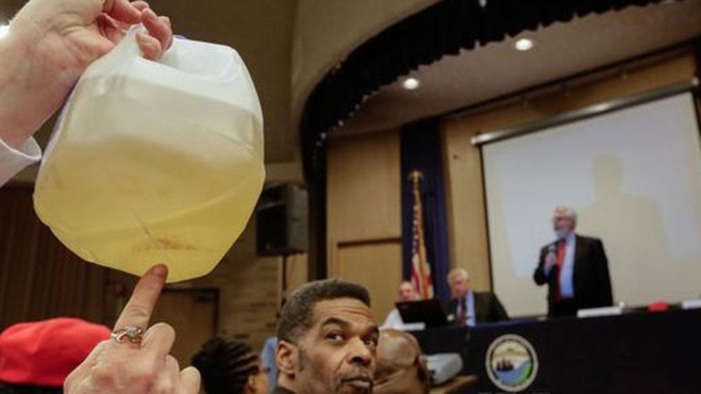 چکمک پانی کا بحران
