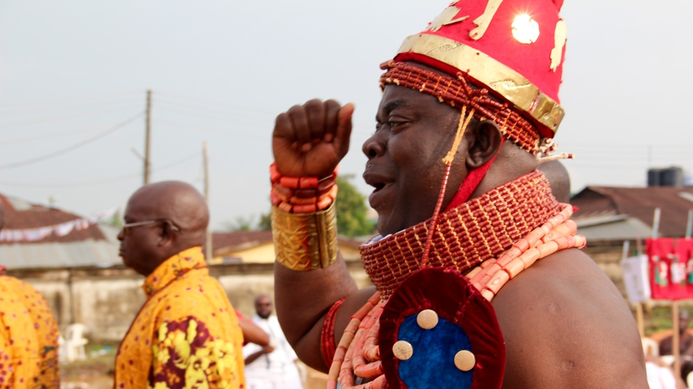History of Benin Kingdom