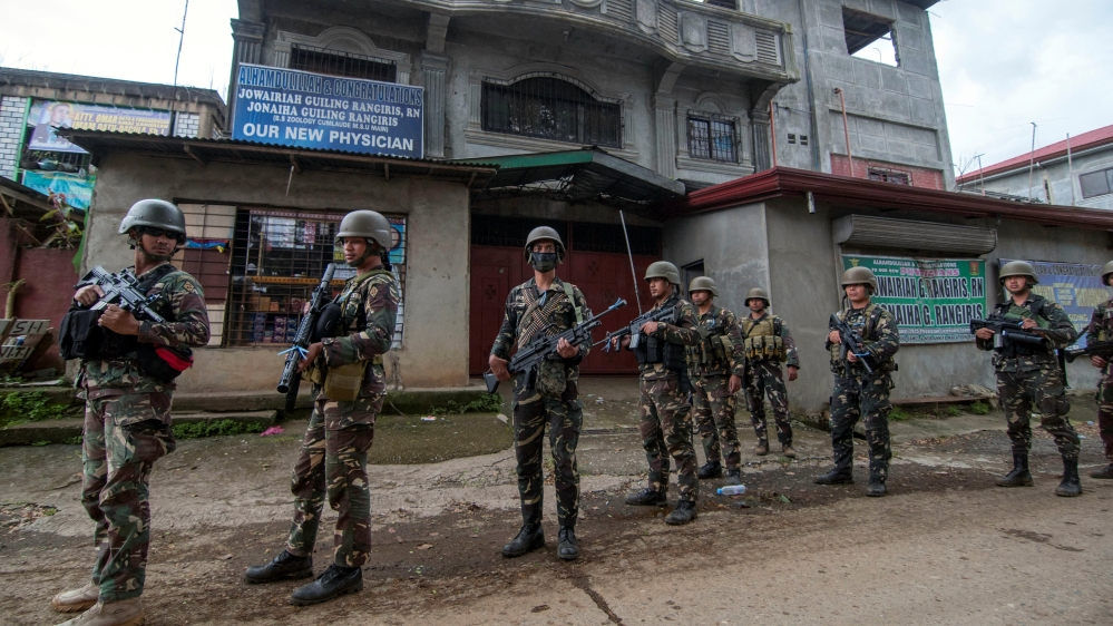 Image result for Marawi, Philippines, fighting, photos