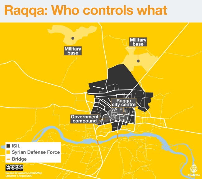 Raqqa detailed Aug 1