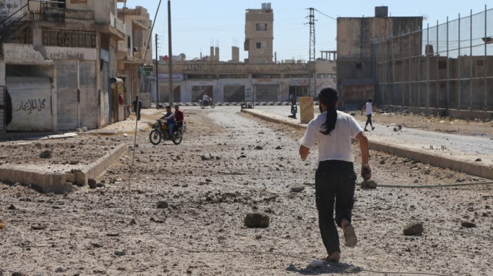 Syria's Calls for help as Deraa hospitals are forced shut