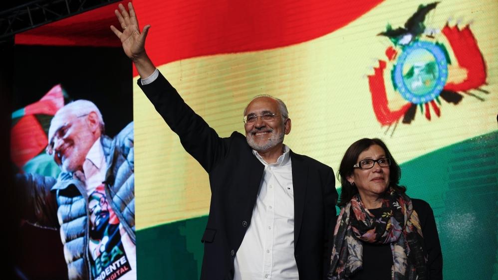 Bolivia election