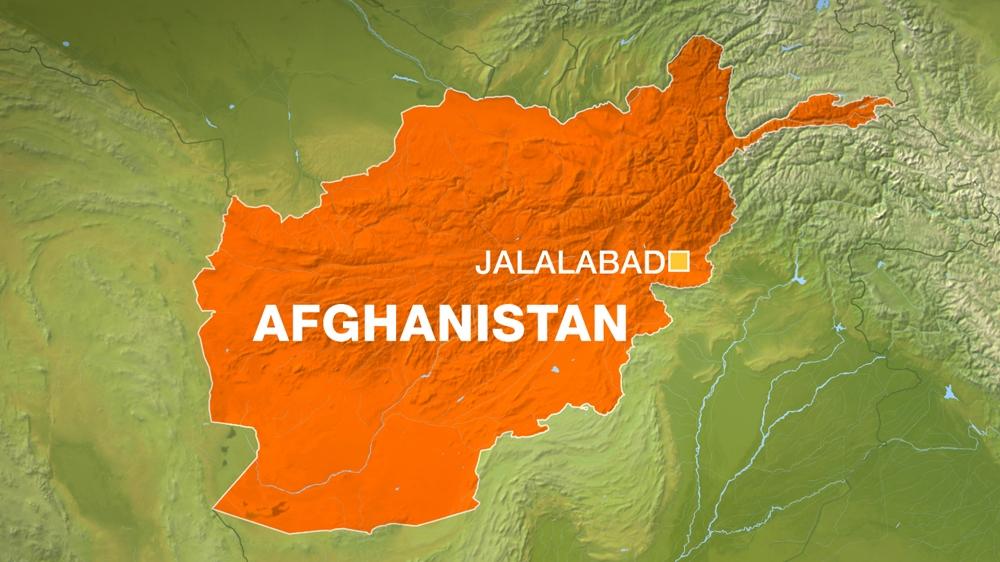 Jalalabad map