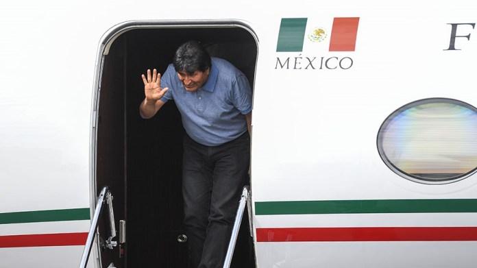 Morales in Mexico