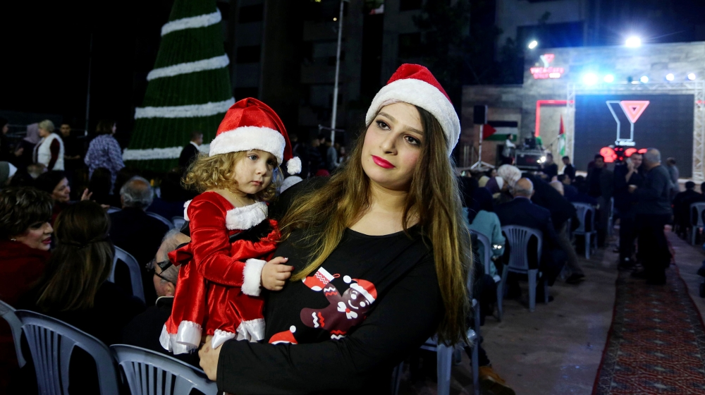 Gaza Christmas Feature