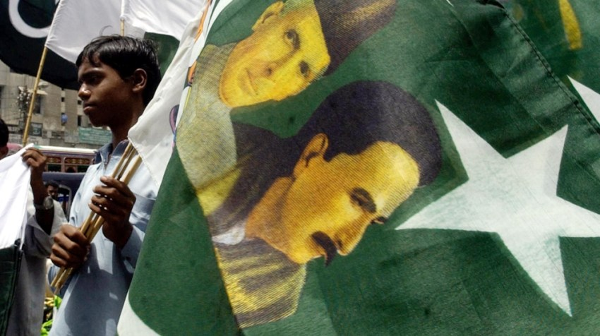 PAKISTAN - IDAY - BOY - SALE - FLAG