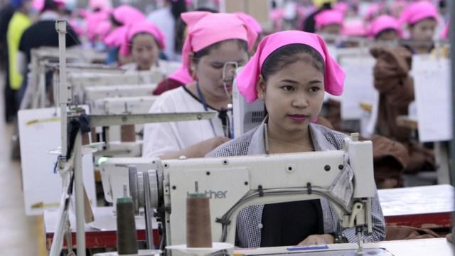 Cambodia textiles - CTC