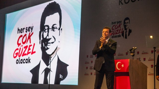 CHP's Imamoglu seeks to end 'system of extravagance' in Istanbul
