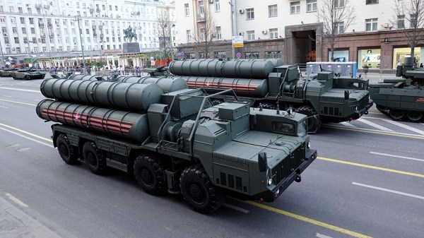 Turkey: S-400 purchase 'not a preference but a necessity ...