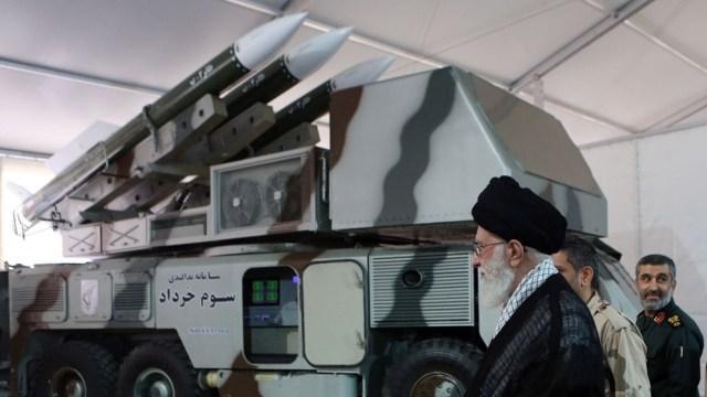 Khordad-3 missile system