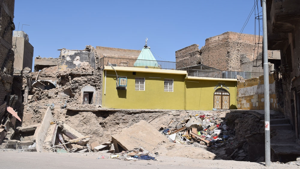 Mosul's Old City