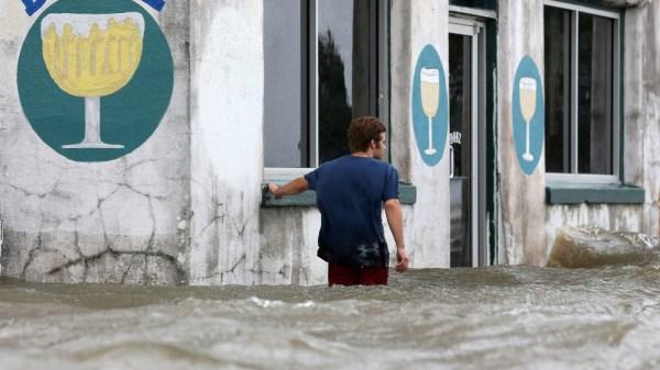 Barry weakens but Louisiana authorities warn threat ...