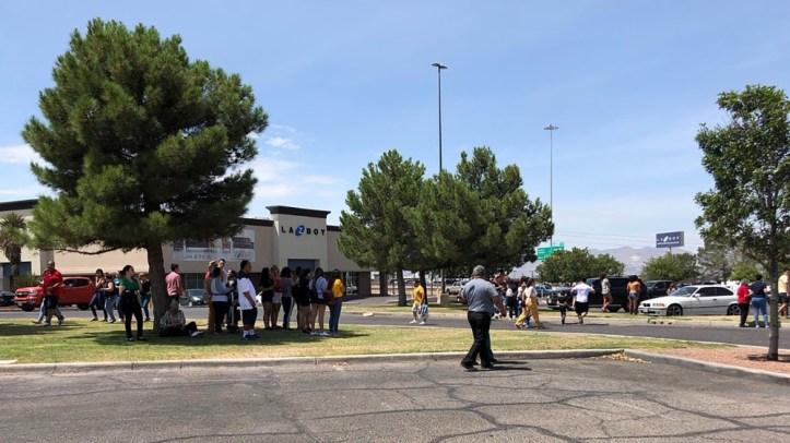 US Texas El Paso shooting