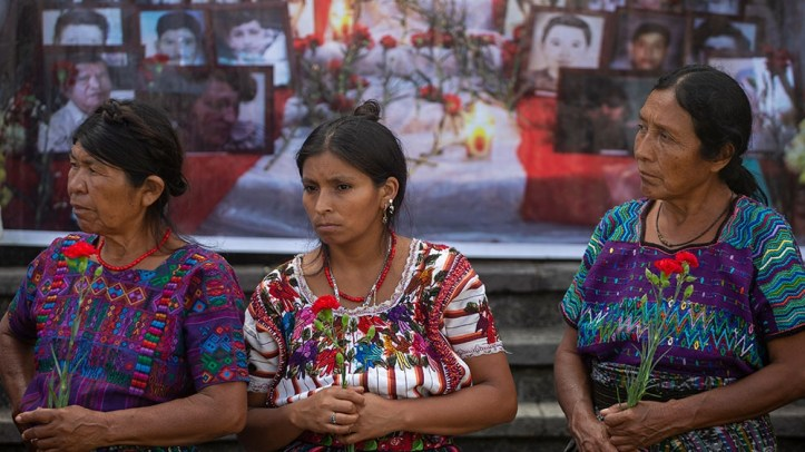 Guatemala disappeared
