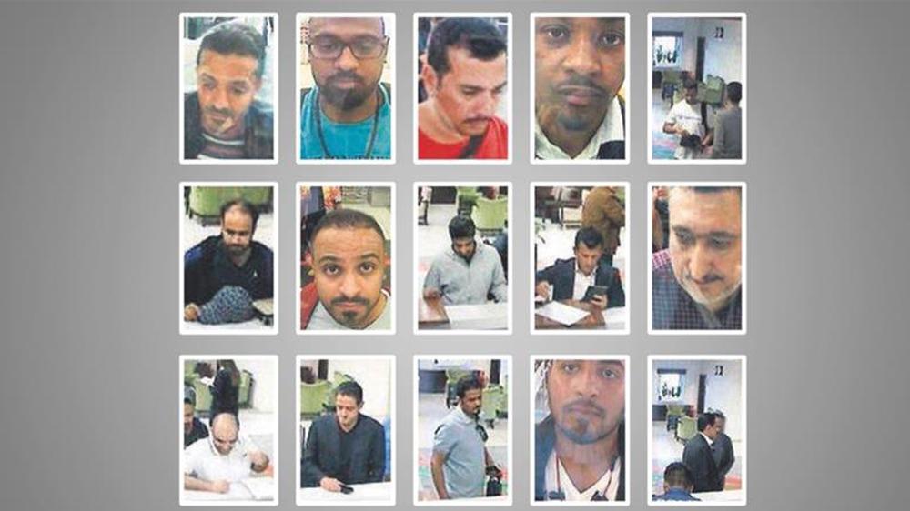 15 Saudi intelligence officers
