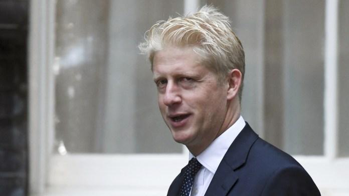 Britain's Conservative Party lawmaker Jo Johnson