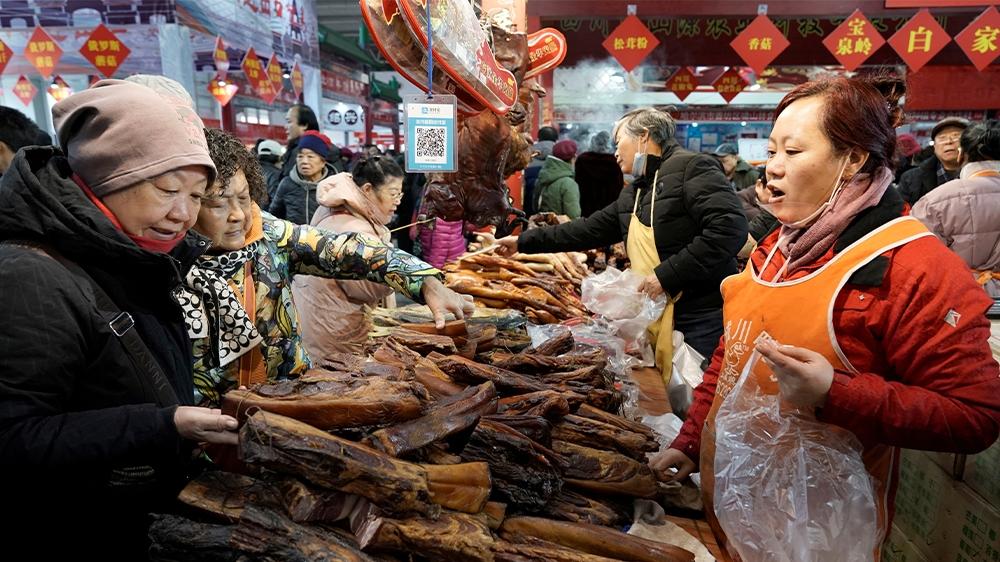 China LNY pork