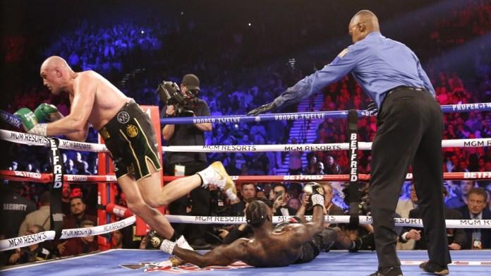 Deontay Wilder v Tyson Fury - WBC Heavyweight Title