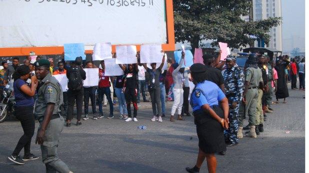 Nigeria: Protesters