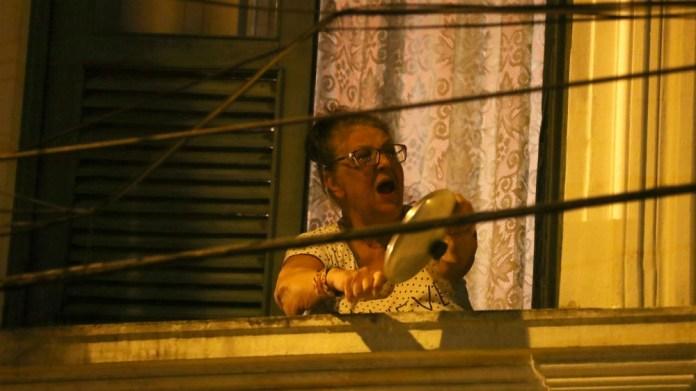 Brazil anti Bolsonaro