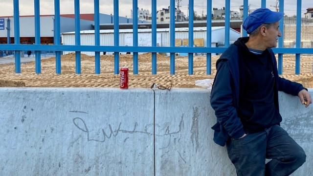 Alex Lederman coronavirus Palestine [Alex Lederman]