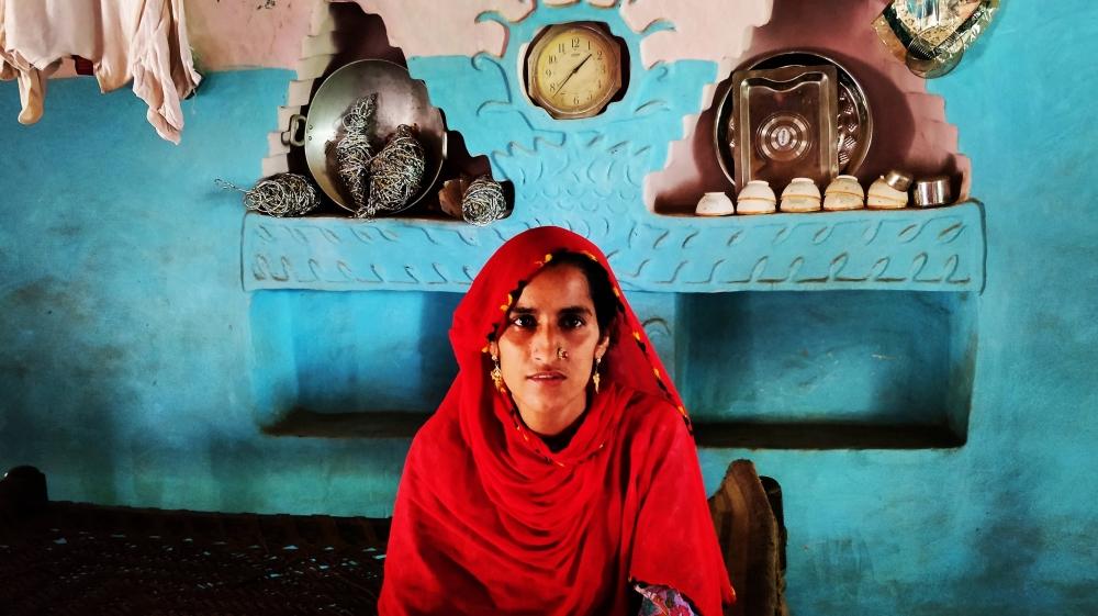 Van Gujjar tribe [Devyani Nighoskar/Al Jazeera]