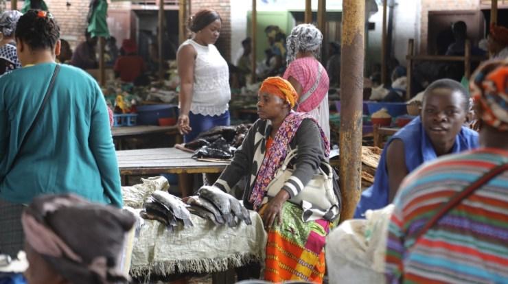 Coronavirus lockdown in Congo