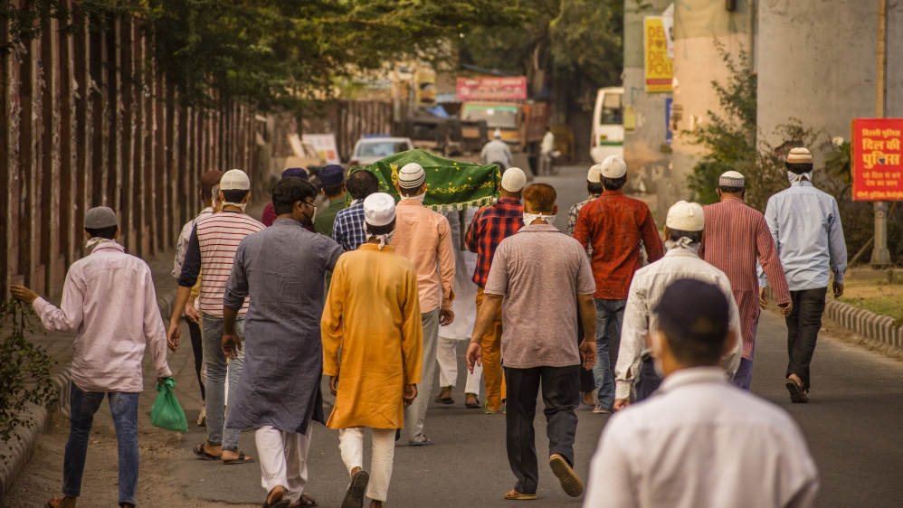 India Imposes Nationwide Lockdown To Contain The Coronavirus Outbreak