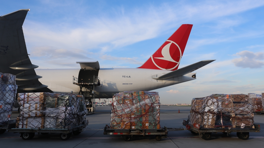 Turkey to deliver medical aid supplies to Palestine
