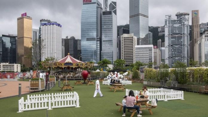 Hong Kong eases coronavirus measures
