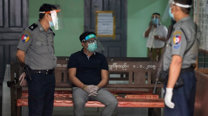 MYANMAR - CANADA - HEALTH - VIRUS