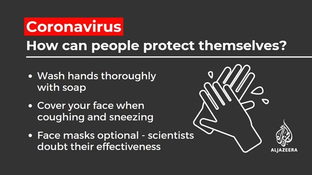 لوگ اپنی حفاظت کیسے کر سکتے ہیں