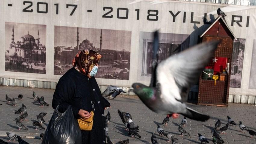 Daily Life Amid Coronavirus in Turkey