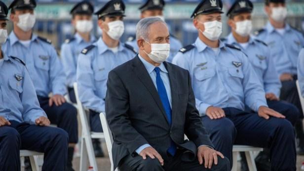 Graduation ceremony of new Israeli Air Force pilots in Hatzerim military base