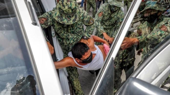 Arrest - Philippines