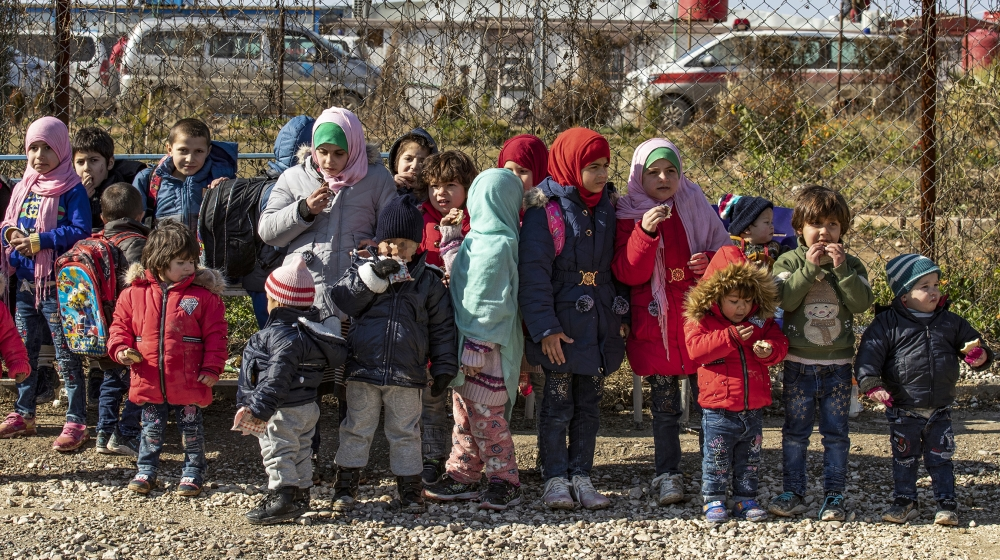 Rights group calls on Canada to repatriate citizens from Syria