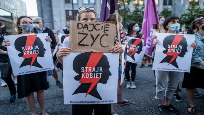POLAND - POLITICS - WOMENS RIGHTS