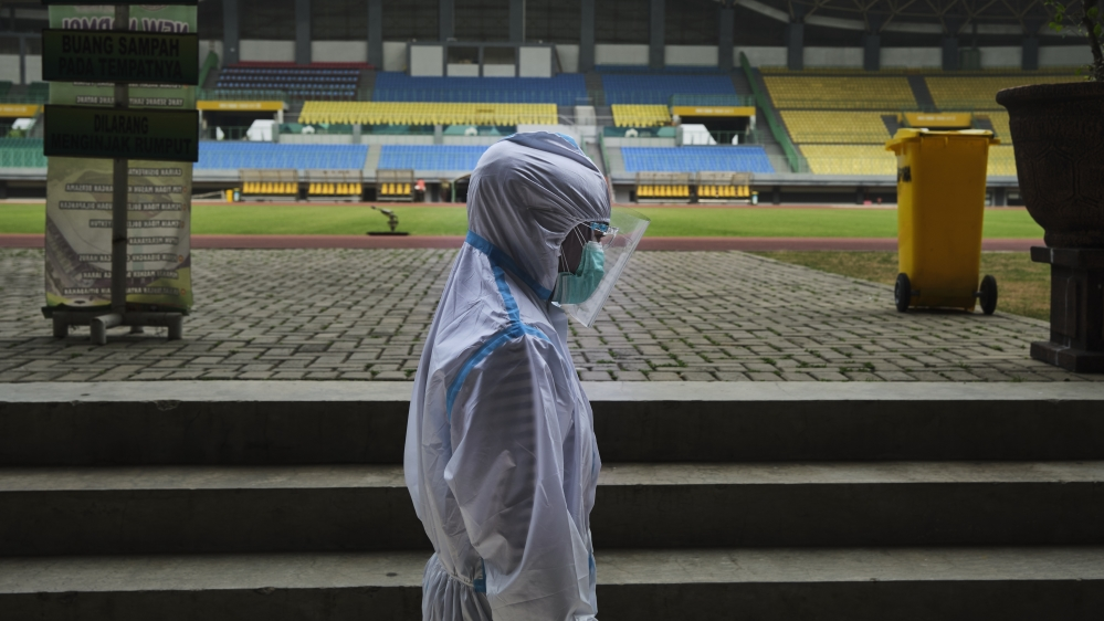 Jakarta To Reimpose Restrictions As Coronavirus Cases Rise