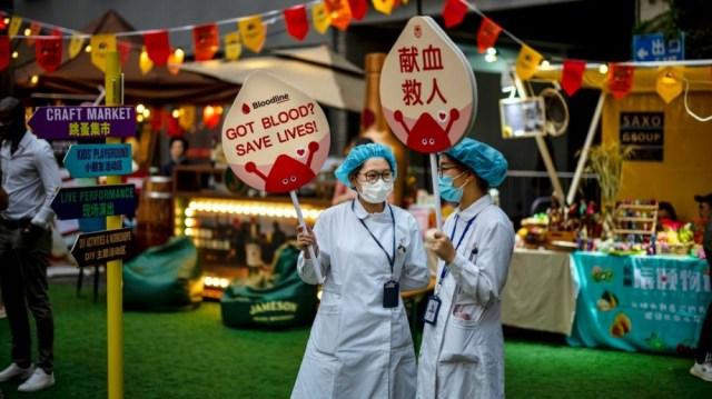 Coronavirus cases - China