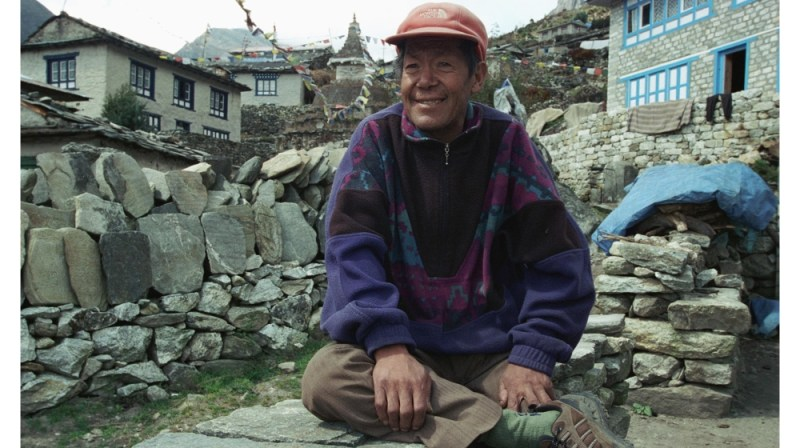Ang Rita Sherpa is the only person to have ascended Everest 10 times, from 1983 to 1996, without using supplementary oxygen. Born in Thame in 1949, he began life as a porter, a high-altitude Sherpa, S