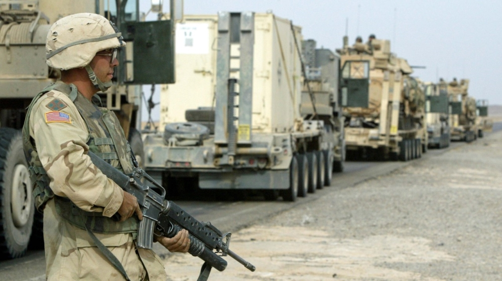 United States formally announces troop reduction in Iraq thumbnail