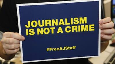 Journalism is the frontline