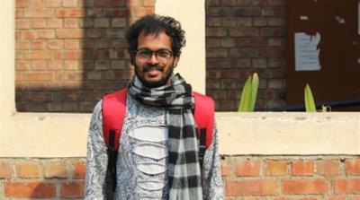 JNU student